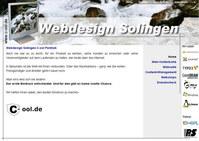 Webdesign Solingen C-ool Pentzek