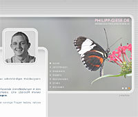 Philipp Giese - Freelancer für Webdesign...