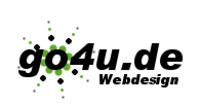 Agentur go4u.de Webdesign