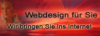 Webdesign fuer Sie