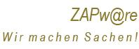 ZAPware - Wir machen Sachen!