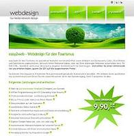 Webdesign - Webhosting - Domainregistrierung
