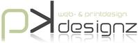 PK DESIGNZ web- & printdesign