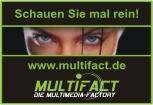 Multifact die Multimediafactory Webdesign