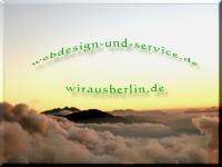 Webdesign und Service Berlin@Bayern - München ! Webdesign
