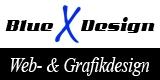 Blue X Design Webdesign