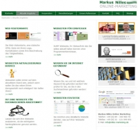 Markus Nilles Online-Marketing  Webdesign
