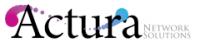 Actura Web Design + Enterprise Network Solutions Webdesign