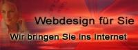 Webdesign fuer Sie Webdesign