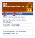 Willkommensseite auf der facebook-Fanseite erstellen - 3