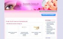 Call to action Beispiele - cta-kosmetik