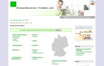 Call to action Beispiele - screenshot-steuerberater-fi