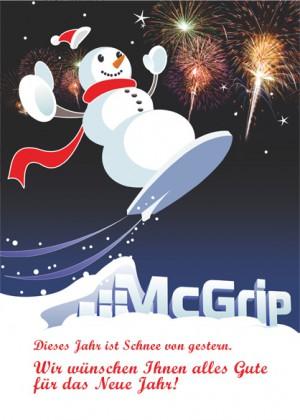 veraltete Programmierung, Google Partner und andere Weihnachtsmärchen - Weihnachtskarte-2010-Grafik