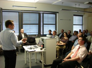 Rückblick 5. Open House Veranstaltung der Unit Office AG - DSC03701