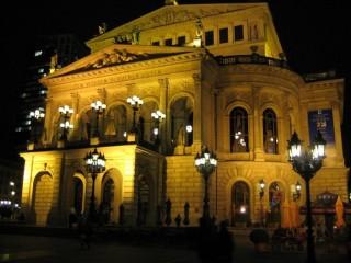 Semigator in der alten Oper in Frankfurt