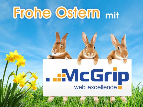 Ostern mit Mcgrip