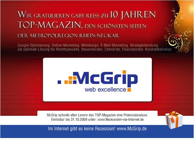 TOP Magazin Rhein Neckar