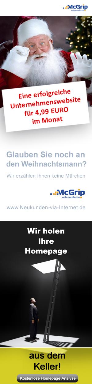 Presse Agentur - Neukunden via Internet